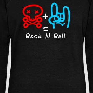 Rock n Roll - Women's Wideneck Sweatshirt