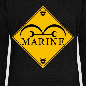 Marine - Women's Wideneck Sweatshirt