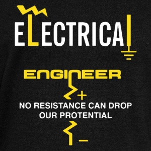 Electrical Engineer Shirt - Women's Wideneck Sweatshirt