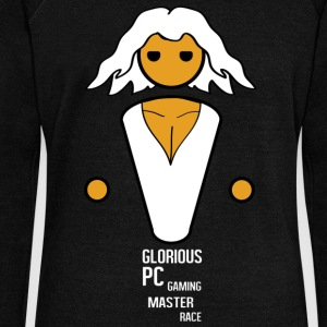 Pc Master Race T-shirt - Women's Wideneck Sweatshirt