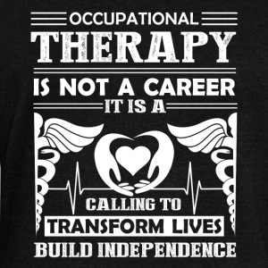 Occupational Therapy Shirt - Women's Wideneck Sweatshirt