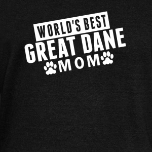 World's Best Great Dane Mom - Women's Wideneck Sweatshirt