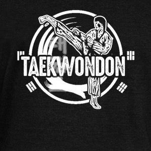 Taekwondo T Shirt - Women's Wideneck Sweatshirt