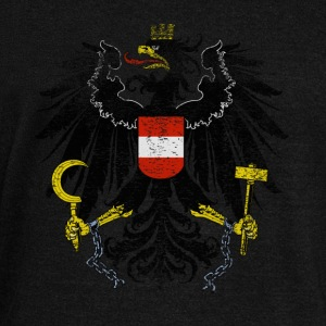 Austrian Coat of Arms Austria Symbol - Women's Wideneck Sweatshirt