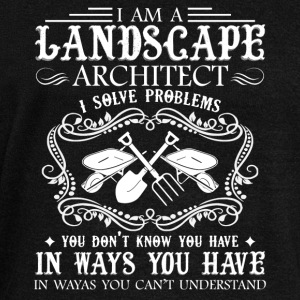 I Am A Landscape Architect Shirt - Women's Wideneck Sweatshirt