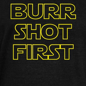 Burr Shot First Alexander Hamilton Fan TgiftShirts - Women's Wideneck Sweatshirt