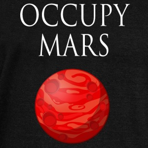 Occupy Mars Space - Women's Wideneck Sweatshirt