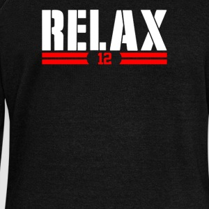 Relax 12 - Women's Wideneck Sweatshirt