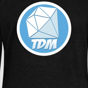 Dan TDM Logo Diamond - Women's Wideneck Sweatshirt