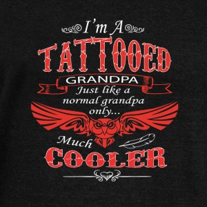 I'm A Tattooed Grandpa T Shirt - Women's Wideneck Sweatshirt