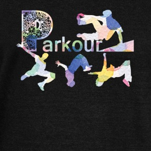Parkour Shirt - Women's Wideneck Sweatshirt