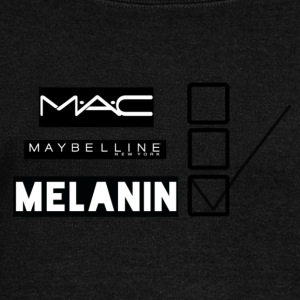 MELANIN - Women's Wideneck Sweatshirt