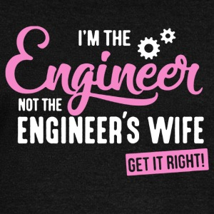 I'm The Engineer T Shirts - Women's Wideneck Sweatshirt