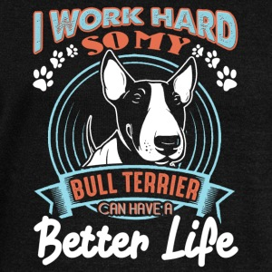 BULL TERRIER SHIRT - Women's Wideneck Sweatshirt