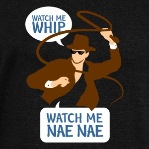 Watch Me Whip Watch Me Nae Nae - Women's Wideneck Sweatshirt