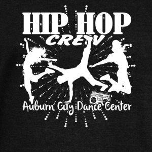 HIP HOP CREW SHIRT - Women's Wideneck Sweatshirt