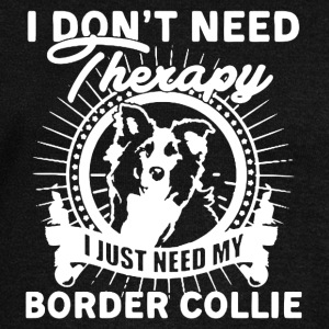 I JUST NEED MY BORDER COLLIE SHIRT - Women's Wideneck Sweatshirt