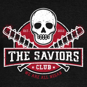 The Saviors Club T Shirrt - Women's Wideneck Sweatshirt