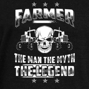 The Legend Farmer T Shirts - Women's Wideneck Sweatshirt