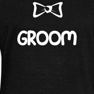 Groom - Women's Wideneck Sweatshirt