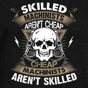 Skilled Mechanists Tee Shirt - Women's Wideneck Sweatshirt