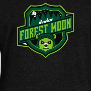 Forest Moon - Women's Wideneck Sweatshirt