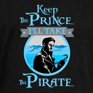 Keep The Prince, I'll Take The Pirate. - Women's Wideneck Sweatshirt