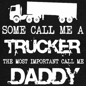 TRUCKER DADDY - Women's Wideneck Sweatshirt