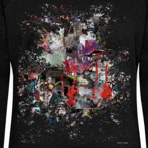 Urban Splash - Women's Wideneck Sweatshirt