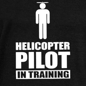 Helicopter Pilot In Training - Women's Wideneck Sweatshirt