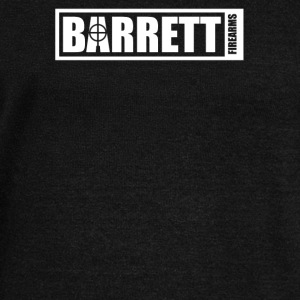 Barrett Sniper Rifle Firearms - Women's Wideneck Sweatshirt