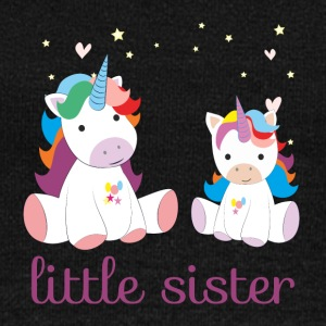 unicorn little sister - Women's Wideneck Sweatshirt