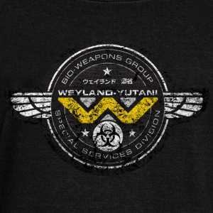 Weyland Yutani Bio Weapons Group - Women's Wideneck Sweatshirt