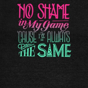 No shame in my game cause ill always be the same - Women's Wideneck Sweatshirt