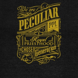 Peculiar a chosn generation - Women's Wideneck Sweatshirt