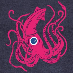 Giant Squid - Women's Wideneck Sweatshirt