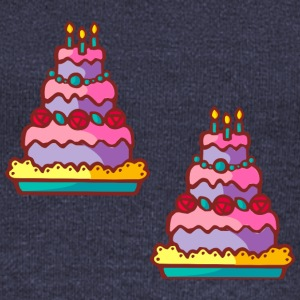 Who wants cake? - Women's Wideneck Sweatshirt