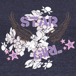 star_girl - Women's Wideneck Sweatshirt