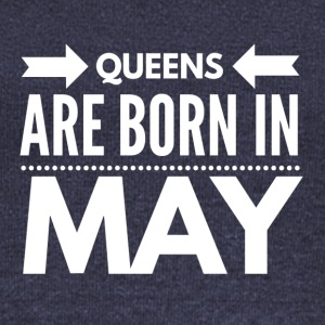 Queens Born May - Women's Wideneck Sweatshirt