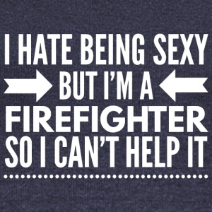 I'm a Firefighter - Women's Wideneck Sweatshirt