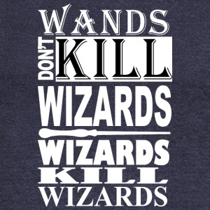 Wizards Kill Wizards - Women's Wideneck Sweatshirt