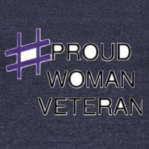 Proud Woman Vet - Women's Wideneck Sweatshirt