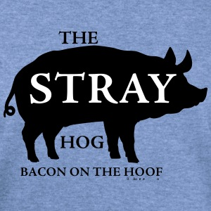 TheStrayHog Original Design - Women's Wideneck Sweatshirt