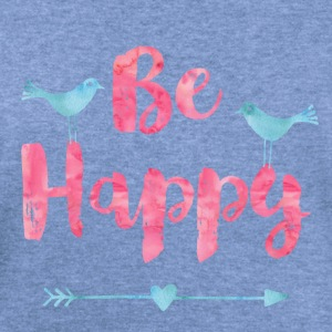 Happy Birds - Women's Wideneck Sweatshirt