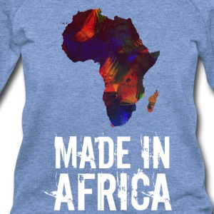 Made In Africa - Women's Wideneck Sweatshirt