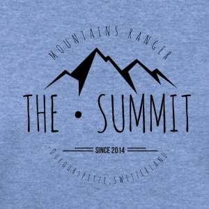 The Summit - Women's Wideneck Sweatshirt