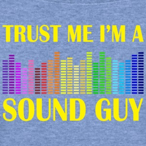 sound guy - Women's Wideneck Sweatshirt