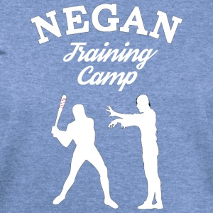 Negan Training Camp T Shirt - Women's Wideneck Sweatshirt