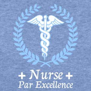 nurse par excellence - Women's Wideneck Sweatshirt