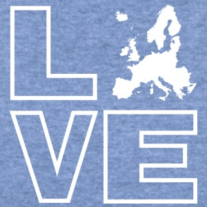 Love Europe - Women's Wideneck Sweatshirt